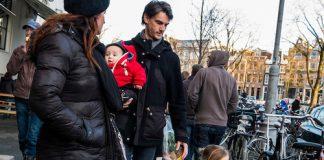 Oudere broer of zus vergroot kans op griep bij baby