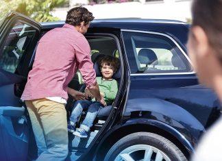 Autotoeltje met airbags