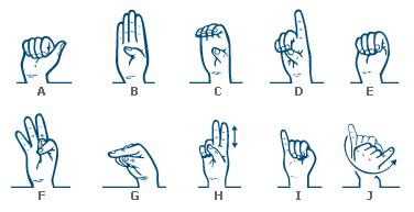 gebarentaal
