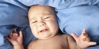baby met stress gevoeliger voor pijn