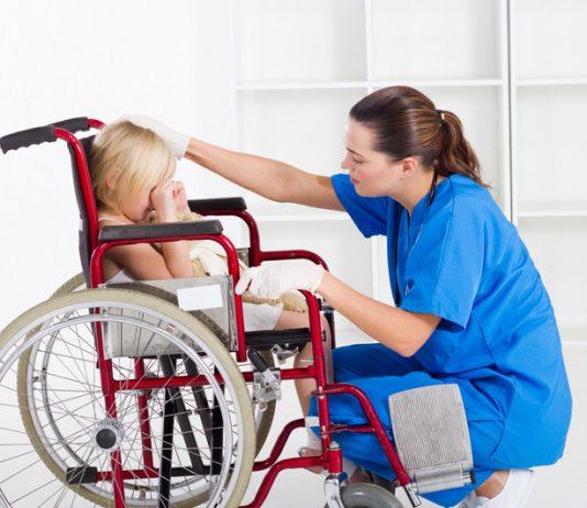 gehandicapt
