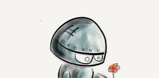 liegen tegen robots