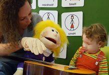 voorlezen aan meervoudig gehandicapte jonge kinderen
