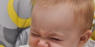 baby weigert eten